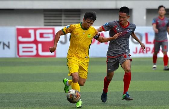 Tứ kết SPL – S1: HAT Sài Gòn thắng kịch tính Trúc Nghinh Phong trong trận kịch chiến ảnh 3