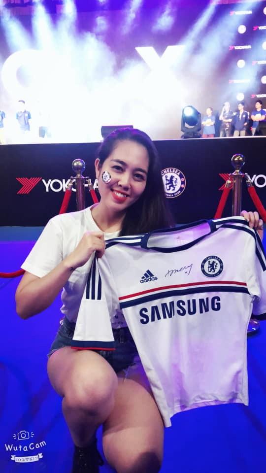 Chelsea đại thắng ngày Drogba về Việt Nam ảnh 1