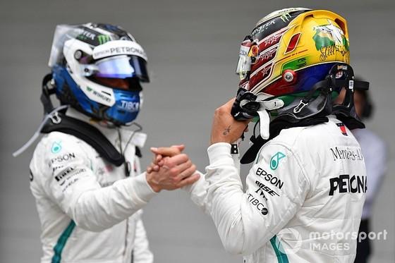 Đua xe F1: Theo ông chủ Mercedes, Bottas cũng quan trọng như Hamilton ảnh 1
