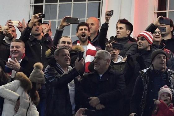 Có Novak Djokovic ủng hộ, Red Star vẫn thua sấp mặt ảnh 2
