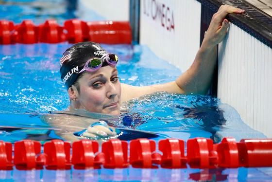 Bơi lội: Nữ hoàng Franklin giải nghệ ảnh 1
