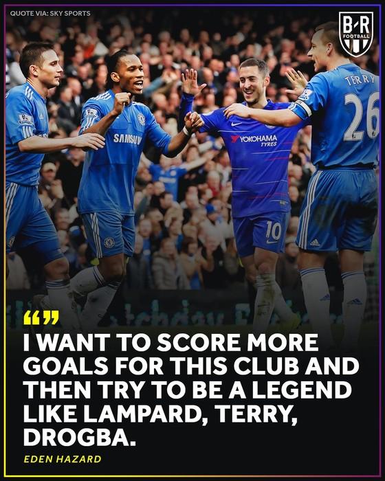 """Trong ngày lễ tặng quà, Hazard gửi """"quà tặng"""" cho Chelsea ảnh 1"""
