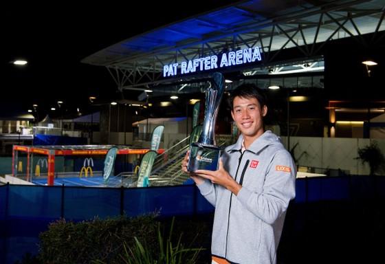 Những tay vợt thắng giải đầu tiên của năm 2019 ảnh 4