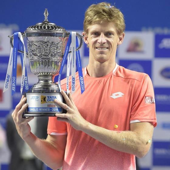 Những tay vợt thắng giải đầu tiên của năm 2019 ảnh 5