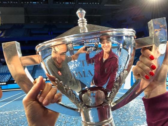 Roger Federer - Vô địch Hopman Cup, cảnh báo các đối thủ ở Úc bằng phong độ rực lửa ảnh 4