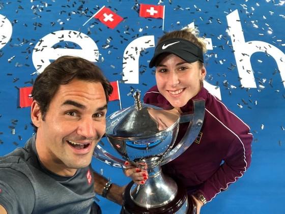 Roger Federer - Vô địch Hopman Cup, cảnh báo các đối thủ ở Úc bằng phong độ rực lửa ảnh 3