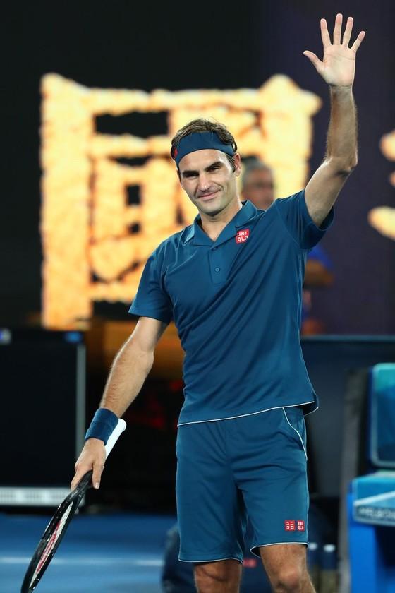 Australian Open 2019: Federer, Nadal, Sharapova thắng trận mở màn ảnh 1