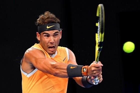 """Australian Open 2019: Federer và Nadal tiếp tục """"dạy cho hậu bối"""" những bài học giá trị ảnh 1"""