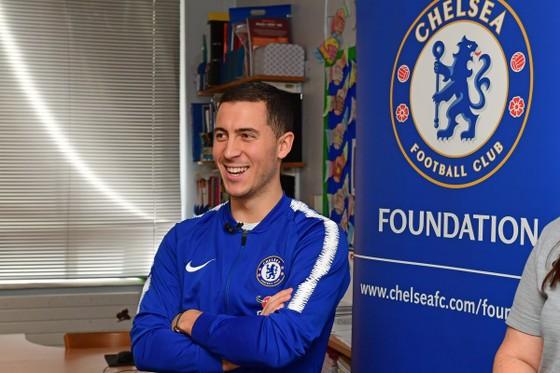 Fabregas hy vọng Hazard sẽ ở lại Chelsea