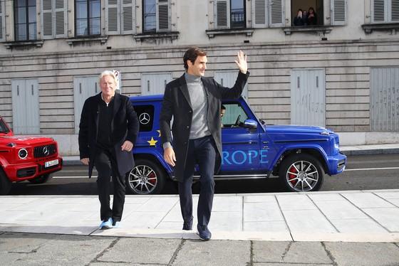 Roger Federer: Không còn săn ngôi số 1, vẫn muốn bay lên 9 tầng mây ở Wimbledon ảnh 1