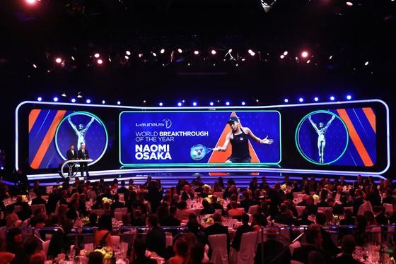 """Nhận giải Laureus World Sports Awards, Djokovic kể về """"bài học của cuộc sống"""" ảnh 1"""