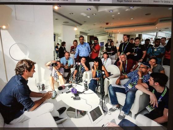 Roger Federer: Còn lâu mới giải nghệ, nhắm danh hiệu thứ 100 ở Dubai ảnh 1