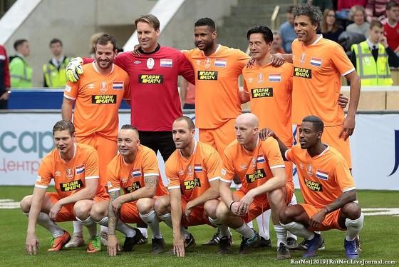 Legends Cup: Nghiền bẹp tuyển Đức 13-4, tuyển Nga vô địch lần thứ 11 liên tiếp ảnh 3