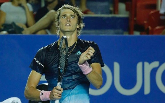 """Abierto Mexicano Telcel: Quay lại đầy mạnh mẽ, Nadal thắng Zverev """"anh"""" sau 2 ván đấu ảnh 2"""