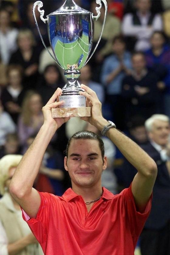 Roger Federer: Cột mốc thứ 100 và những con số ảnh 2