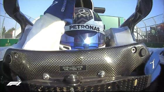 Đua xe F1: Bottas xuất sắc thắng chặng mở màn Australian Grand Prix ảnh 3