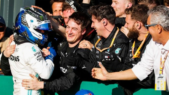 Đua xe F1: Bottas xuất sắc thắng chặng mở màn Australian Grand Prix ảnh 5