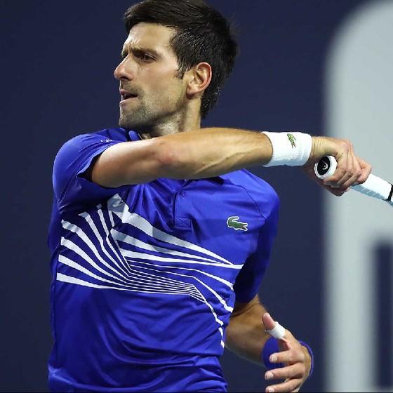 Miami Open: Thiem thua ngay trong trận mở màn, Djokovic loại Tomic ảnh 2