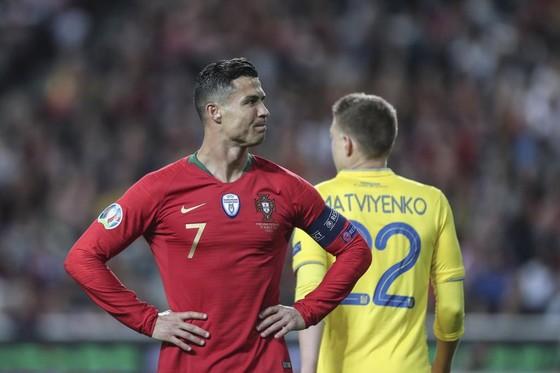 Bồ Đào Nha – Ucraina 0-0: Ronaldo giận dữ rời sân, Shevchenko hài lòng ảnh 2