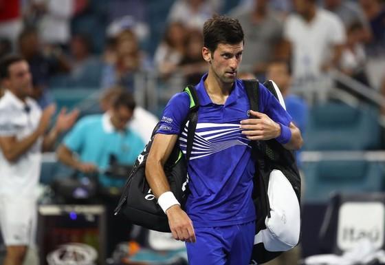 Djokovic mệt mỏi rời khỏi Miami Open