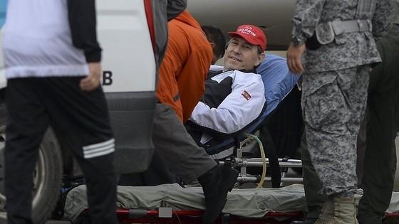 Nhà báo thoát chết vụ rơi máy bay của Chapecoense cuối cùng vẫn… qua đời ảnh 4