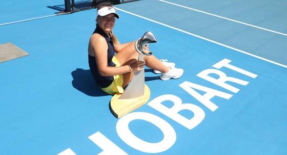 Miami Open: Barty là tay vợt thứ 14 đăng quang ở WTA Tour mùa này ảnh 5