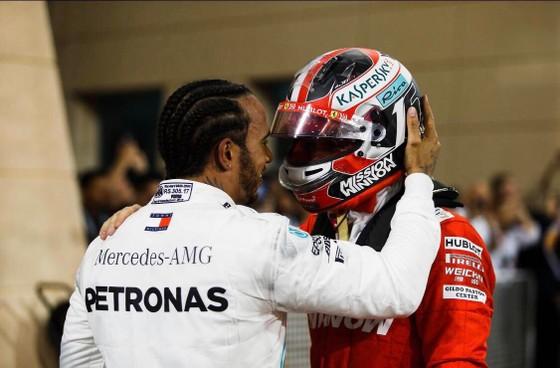 Đua xe F1: Màn lật đổ ngoạn mục của Mercedes ở Bahrain ảnh 7