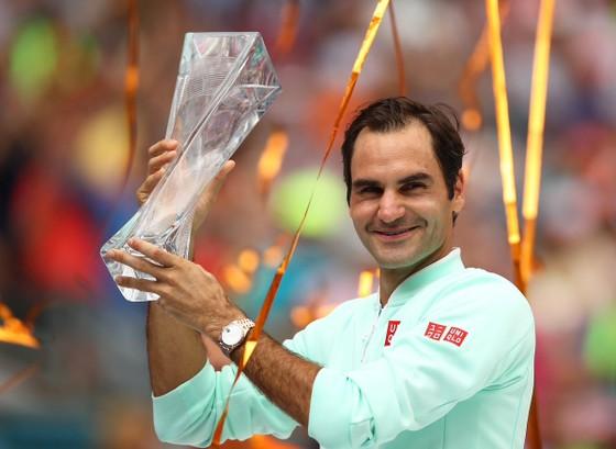 Roger Federer vô địch Miami Open