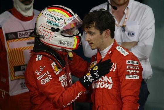 Đua xe F1: Màn lật đổ ngoạn mục của Mercedes ở Bahrain ảnh 6