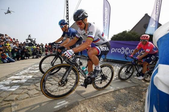 Xe đạp: Nằm ngoài tốp 10 Tour of Flanders, Sagan than vãn anh không còn như xưa ảnh 5