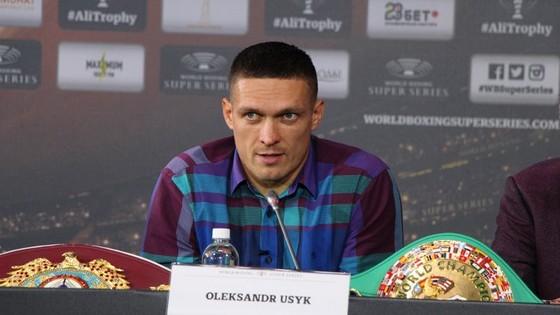 Theo Eddie Hearn, Oleksandr Usyk là 1 trong ngũ đại quyền thủ