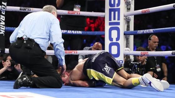 """Quyền Anh: Đấm gục """"Million Dollar"""" ở hiệp 4, Lomachenko xứng danh """"Đệ nhất quyền thủ"""" ảnh 3"""