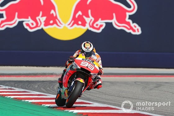 Đua xe mô tô: Marquez đo đường, Honda đại bại, Rins giành chiến thắng đầu tay ảnh 3