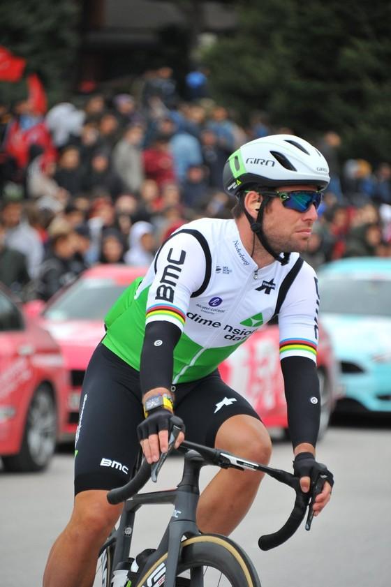 Xe đạp: Chỉ giành hạng 3 ở chặng 3 của Tour of Turkey, Cav vẫn rất hạnh phúc ảnh 1