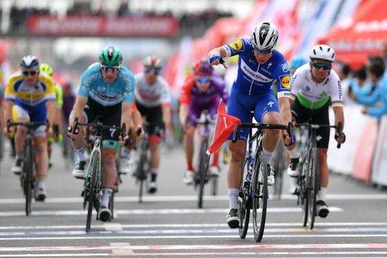 Xe đạp: Chỉ giành hạng 3 ở chặng 3 của Tour of Turkey, Cav vẫn rất hạnh phúc ảnh 2