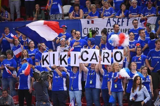 """Fed Cup: Thắng nhờ """"bộ đôi xinh đẹp"""", Pháp vào chung kết, sẽ đấu với Australia ảnh 4"""