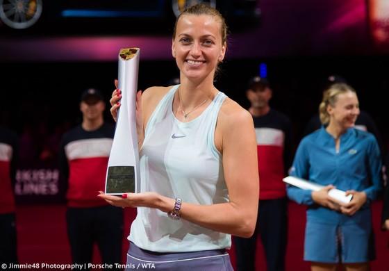Petra Kvitova: Đệ nhất nữ nhân của mùa giải 2019 ảnh 4