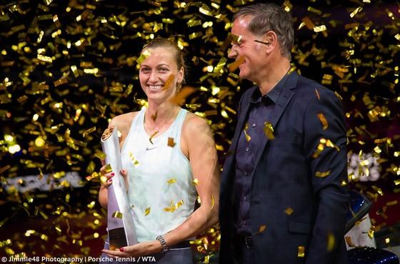 Petra Kvitova: Đệ nhất nữ nhân của mùa giải 2019 ảnh 3
