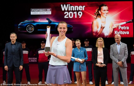 Petra Kvitova: Đệ nhất nữ nhân của mùa giải 2019 ảnh 5