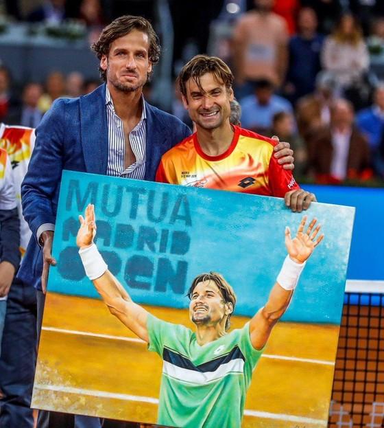 """Madrid Open: Nadal, Fognini thi nhau """"bắn hạ"""" đối thủ chỉ sau 2 ván đấu ảnh 2"""