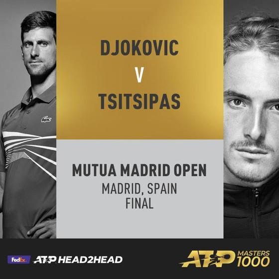 Madrid Open: Thua trận sân đất nện thứ 3, Nadal chia tay chung kết ảnh 3