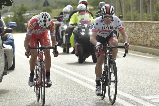 Giro d'Italia: Cú sốc ở chặng 6 – Roglic, Simon và Nibali văng khỏi tốp 10, người Ý thắng lớn ảnh 2
