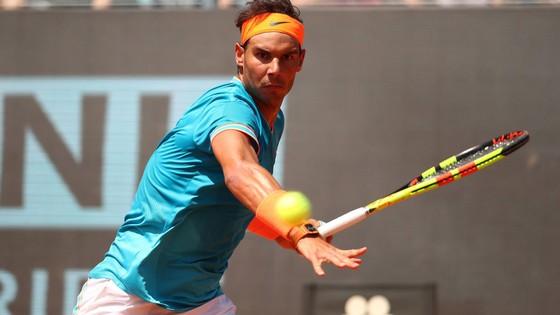 Rome Masters: Federer, Djokovic và Nadal thắng… 6 tay vợt trong vòng 10 tiếng đồng hồ ảnh 3
