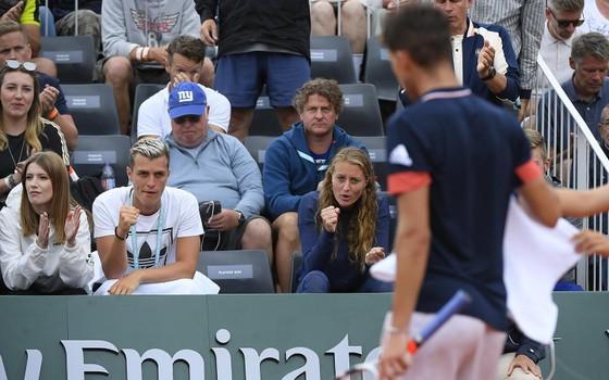 """Roland Garros: """"Hoàng tử sân đất nện"""" hy vọng tranh thủ được sự ủng hộ """"bên đàng gái"""" ảnh 4"""