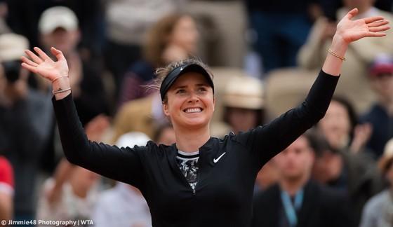 Roland Garros: Nụ cười của mỹ nhân Ukraine sau khi thắng tay vợt 7 lần vô địch Grand Slam ảnh 3