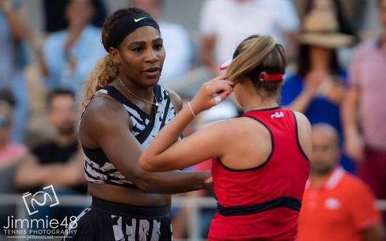 """Roland Garros: Serena """"hết thời"""" vẫn tranh phòng họp với Dominic Thiem ảnh 1"""
