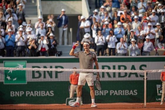 """Roland Garros: Federer và Nadal """"hành quân"""" vào bán kết, sẽ đối đầu với nhau ảnh 1"""