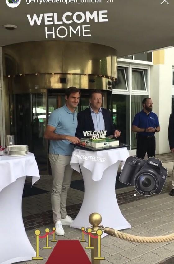 Halle Open: Federer sẵn sàng cho tham vọng kỷ lục 10 lần đăng quang, nhưng Next Gen rất khó nhằn ảnh 3