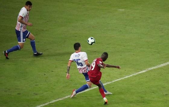 Ngôi sao Almoez Ali tiết lộ: Qatar từng định thắng cả Paraquay ảnh 1