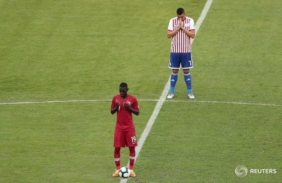 Ngôi sao Almoez Ali tiết lộ: Qatar từng định thắng cả Paraquay ảnh 2